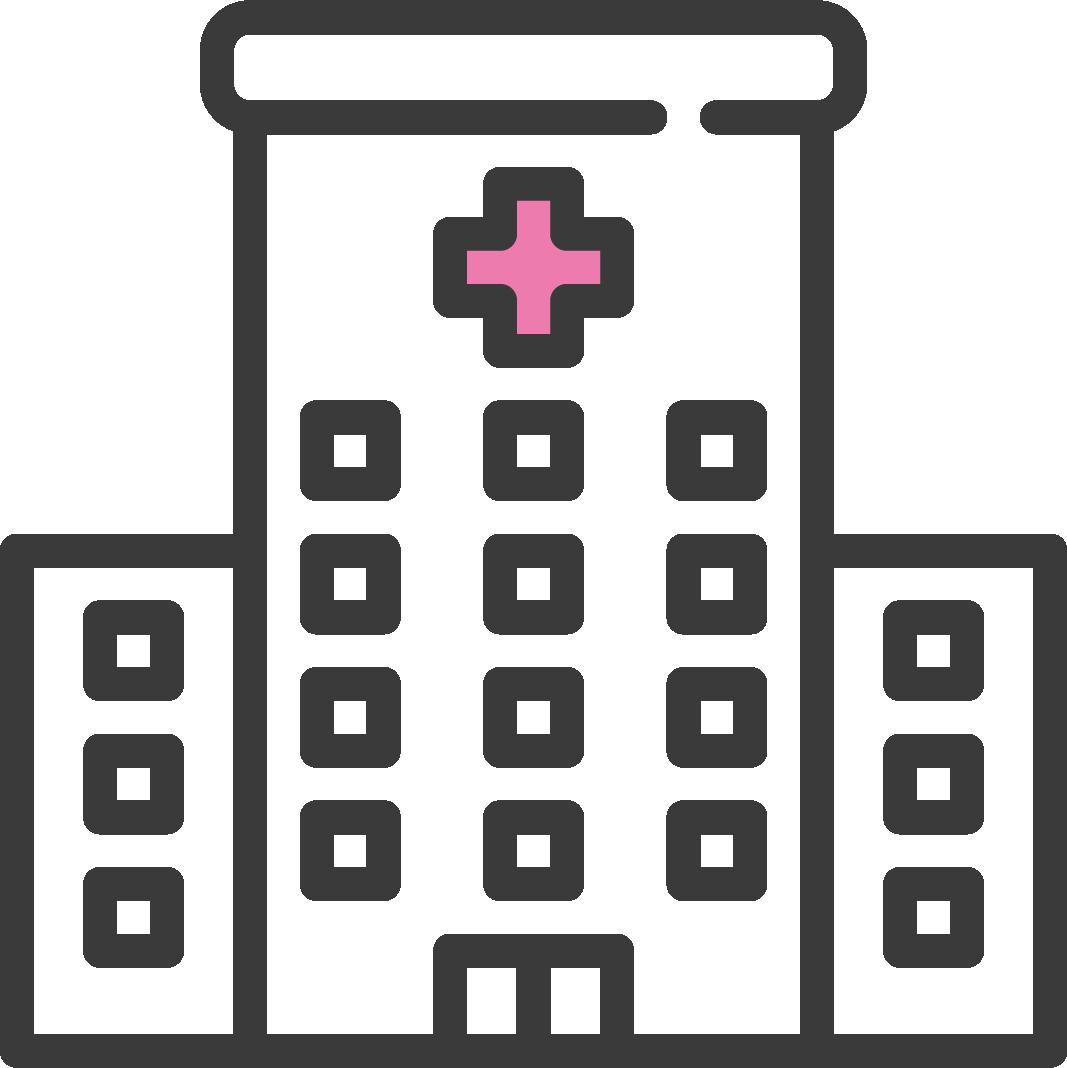 רשימת בתי החולים המשתמשים בטכנולוגיה